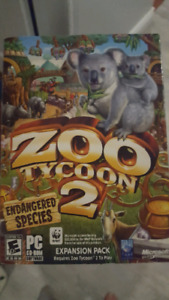 Zoo tycoon 2 expansion