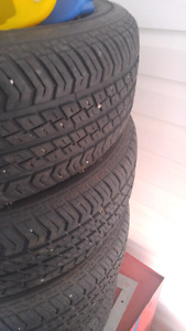225-70R15 all season tires
