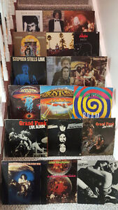 Big vinyl record LPs and 45s sale Sunday