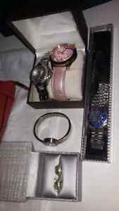 Variety  of watch genuine