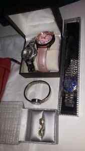Variety  of watch genuine