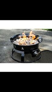 BRAND NEW IN BOX STILL UNOPENED PROPAINE PORTABLE FIRE PIT