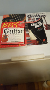 Learn to play Guitar Books