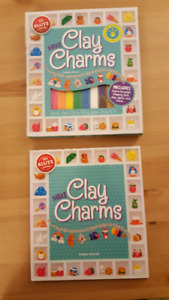 Craft- make clay charms