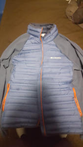 Columbia jacket mens size XL