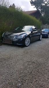SAFETIED & E-TESTED  G37S sports package