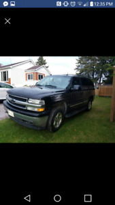 2005 chevy tahoe 4x4 7 seater