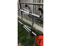 Ford focus roof bars and bike racks