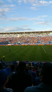 IMPACT VS DC UNITED AUJOURDHUI  2 BILLETS APRES SOLD OUT