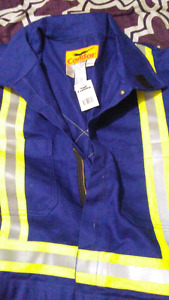 BN with Tags Condor Coveralls