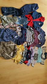 Boys clothes bundle age 18 - 24 months