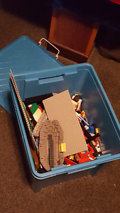 Big Bucket of Lego!