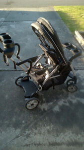 Good used condition double stroller