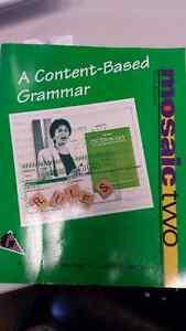 English grammar ESOL