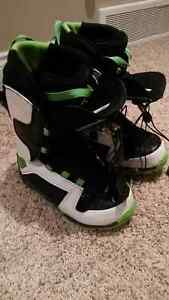Simms snowboard boots (size 5.5)