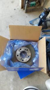 Honda civic front rotors 2006 -2011