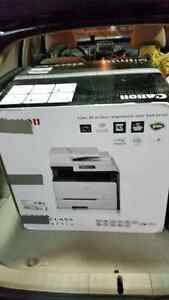 Brand new Canon Colour laser imageclass mf624cw all-in-one print