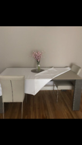Dining room table - super deal!