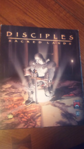 Disciples Sacred Lands - Sealed