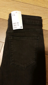 Never worn H&M Black Jeans