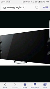 SONY 65 inch 4K LED 120HZ 3D SMART UHDTV!!!