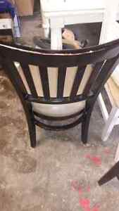 37  restaurant chairs!! Buy as many as you need