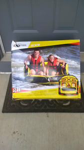 For Sale: XPS 2x2 2 Person Towable Tube - $200