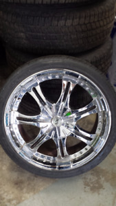TIRES 245/35ZR20 95W MTS