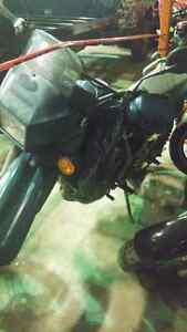 Moto klr 650 1997