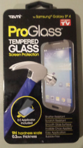 Samsung S4 Glass Screen Protector