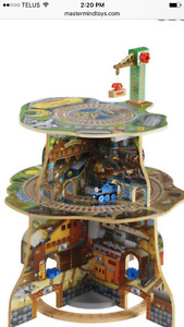 Thomas the Train Adventure Tower - Brand New