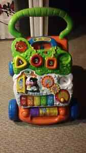 Kids activity toy and walker