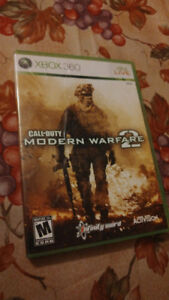 Call of Duty games collection - Xbox 360