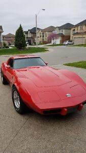 1978 Corvette Resto Mod Custom