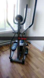 Exerciseur eliptique