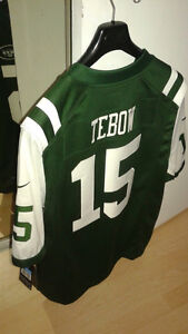 JERSY FROM NY JETS # 15 TIM TEBOW (NEW WITH TAGS) West Island Greater Montréal image 4