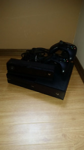 Xbox One (Model 1540) and accessories