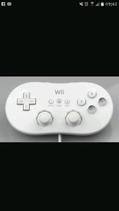 Looking for Wii Classic Remote