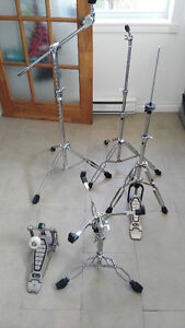 Quincailleries ( Hardware Pack ) ( Hi-hat stand, Pedale, etc