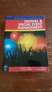 Festival & Special Event Management - Textbook