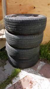 Volkswagen tires and rims