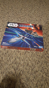 Unopened Star Wars Battleship