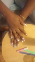 10 $  service de pose de faux ongles à domicile
