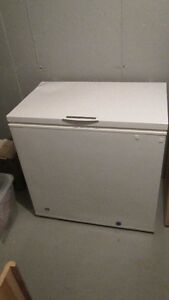Frigidaire White 9 Cubic Foot Chest Freezer $89 O.B.O