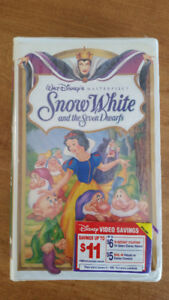 Snow White And The Seven Dwarfs - Walt Disney's Masterpiece