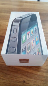 IPHONE 4S - 64 GB - BRAND NEW - FACTORY UNLOCKED & SEALED IPHONE