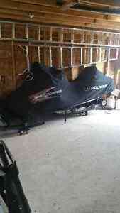 Snowmobile for sale. .Located in Port Aux Basques