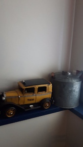 1931 TAXI WITH OR WITHOUT GAS CAN