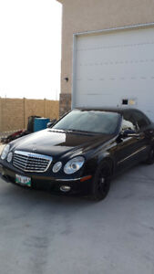2007 Mercedes-Benz E-Class 320 CDI diesel Sedan