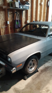 72 Plymouth Duster